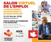 Salon virtuel de l'emploi