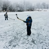 Hockey sur glace naturelle