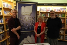 Sask Book Awards 2017