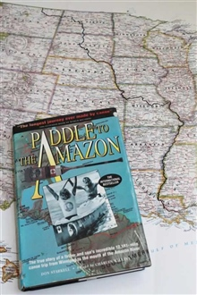 Un livre qui a influencé ma vie: Paddle the Amazon