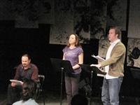 Angus Ferguson, Carol Greyeyes et Matt Burgess.