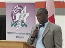 Siriki Diabagaté, président de l'ACFR