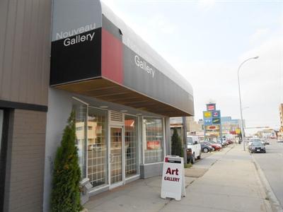 Nouveau Gallery sur Albert à Regina