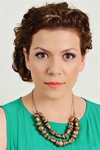 La chanteuse fransaskoise Alexis Normand