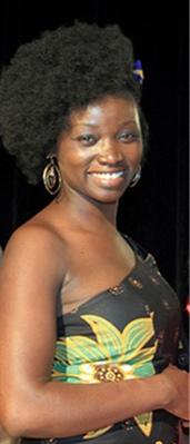 Fatouma Tshiswaka