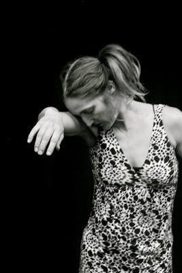 La danseuse saskatchewannaise Kyle Syverson.
