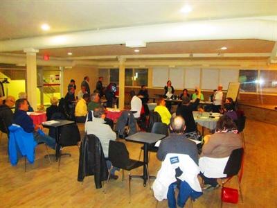 Assemblée générale annuelle 2014 de la Fédération des francophones de Saskatoon