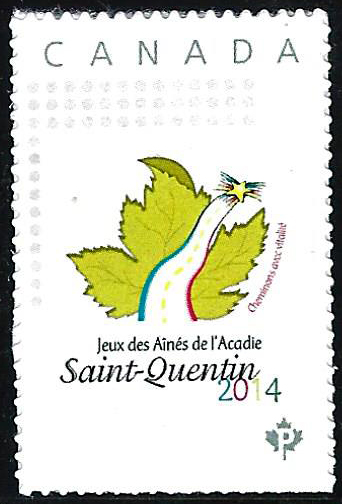 2014 - Jeux des aînés de l'Acadie St-Quentin