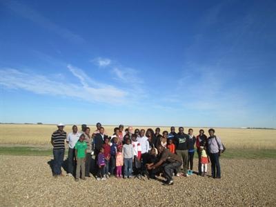 La CAFS part à la rencontre des communautes rurales