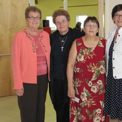 Quatre femmes d'exception