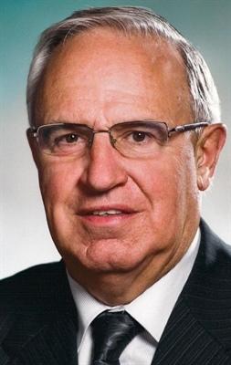 Denis Vaillancourt, président de l'Assemblée de la francophonie de l'Ontario