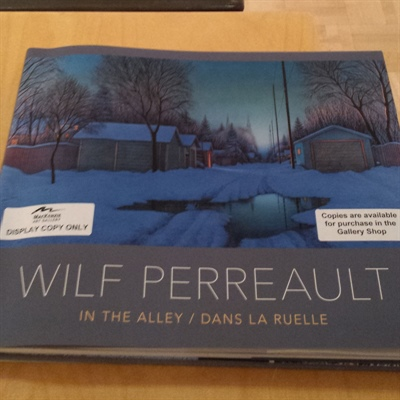 L'exright Wilf Perreault : In the Alley