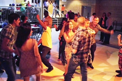 Soirée dansante de la CAFS à Regina