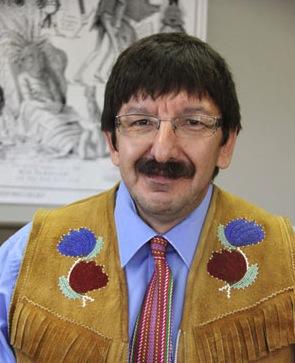 Robert Doucette, président de la nation Métis de la Saskatchewan