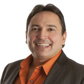 Perry Bellegarde, chef de la Federation of Saskatchewan Indian Nations