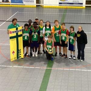 Omnium de volleyball 2014