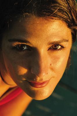 La poète acadienne Georgette LeBlanc est professeure à l'Université Sainte-Anne.