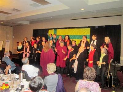 Gala Coeur à coeur 2014 de la Fédération des francophones de Saskatoon