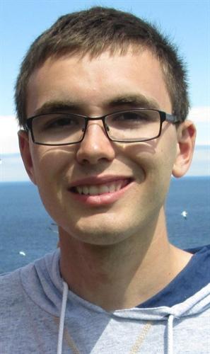 Guillaume Deschênes-Thériault est étudiant en science politique à l'Université de Moncton.