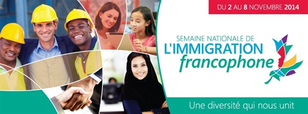 Semaine de l'immigration francophone 2014