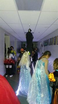 Halloween à l'École Valois