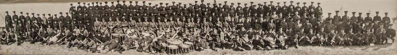95e régiment de Regina - 1917