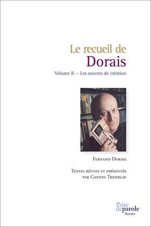 Fernand Dorais, Le recueil de Dorais, vol. II
