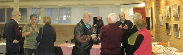 5 à 7 de la Fédération des aînés fransaskois à Saskatoon
