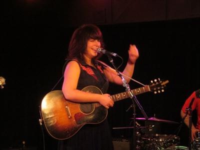 Premier spectacle de Lisa LeBlanc en Saskatchewan