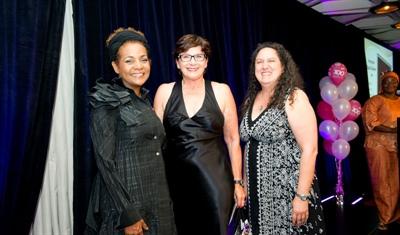 Trois des 100 femmes honorées par l'Alliance des femmes de la francophonie canadienne
