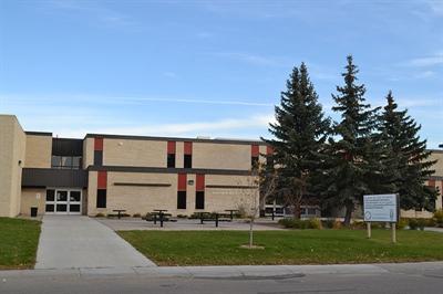 Pavillon secondaire des Quatre-Vents de l'École Mgr de Laval à Regina