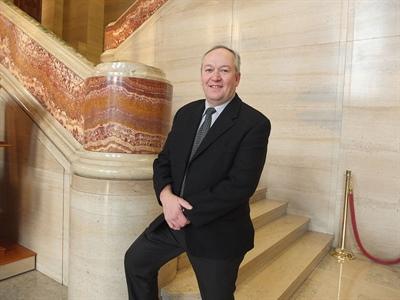 Robert Maddix, président de la Fédération nationale des conseils scolaires francophones