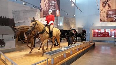 Musée de la GRC à Regina