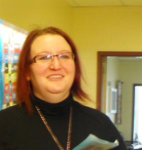 Jessica Irvine, enseignante à l'école George Lee School