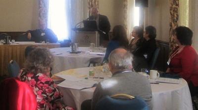 """Le colloque """"Ensemble pour assurer les droits, la sécurité et la dignité des aînés"""" s'est tenu les 20 et 21 février 2015 à Saskatoon"""