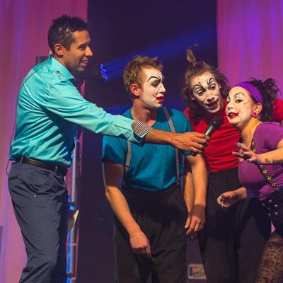 Grégory Charles et le Cirque Nova