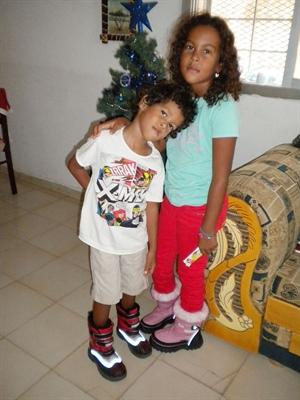 Les enfants d'Ahmed Hassan Farah