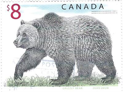 Timbres canadiens en primeur