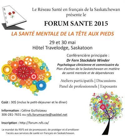 Forum santé 2015