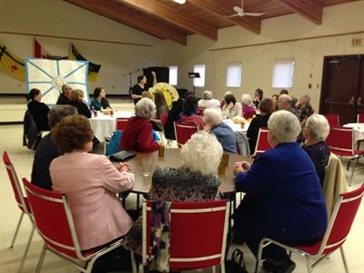 Femmes et leadership à Gravelbourg