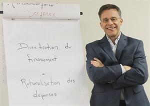 Maurice Chiasson, expert-conseil en gestion stratégique et organisationnelle