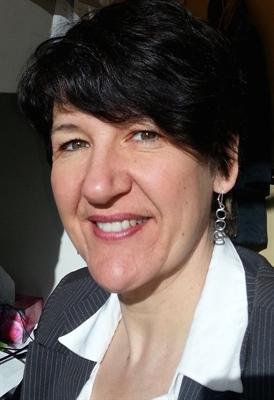 La coordonnatrice de la PELF, Gilberte Godin.