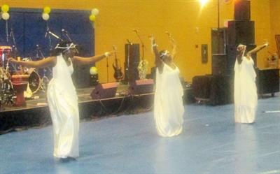 Gala culturel africain 2015