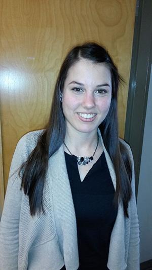 Christine Kingsbury, aide enseignante à l'École Valois de Prince Albert