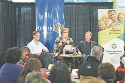 Échange public sur le bilinguisme à Moncton