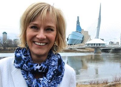 Mariette Mulaire, PDG du World Trade Centre Winnipeg