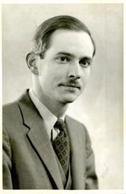 Jacques Parizeau en 1950