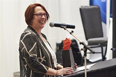 Sylvianne Lanthier, présidente de la Fédération des communautés francophones et acadiennes du Canada