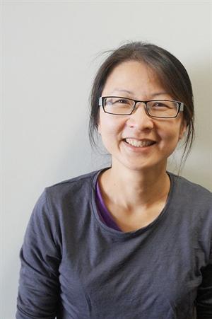 Christine Nguyen, ergothérapeute