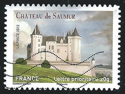La Chateau de Saumur